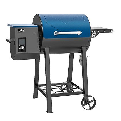Grill & Chill Everything For Your Next BBQ 501-793 ASMOKE 8-in-1 Pellet Smoker Grill, 465 sq in. Cooking Area w Accessories