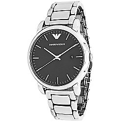 Emporio Armani Men's 42mm Luigi Quartz Stainless Steel Bracelet Watch