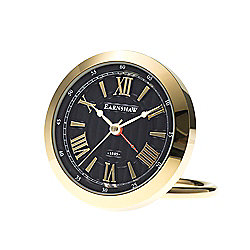 Thomas Earnshaw Quartz Gold-tone Table Clock