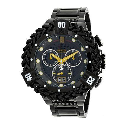 677-428 Invicta Bolt Herc Reserve JT 56mm Limited Edition Swiss Quartz Chronograph Bracelet Watch