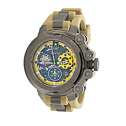 Invicta Army Men's 54mm Coalition Forces Trigger Swiss Quartz Chronograph Strap Watch