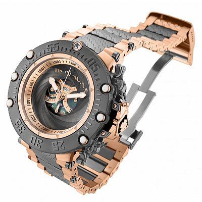 Invicta Men's 52mm Subaqua Noma VII Shutter Swiss Quartz Chronograph Bracelet Watch