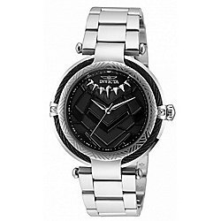 Invicta Women's Marvel Black Panther Quartz Bracelet Watch