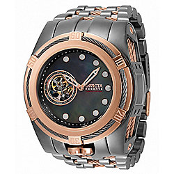 Invicta Reserve E. Lalo Collection Men's 56mm Bolt Zeus Tria Limited Edition Tourbillon Watch