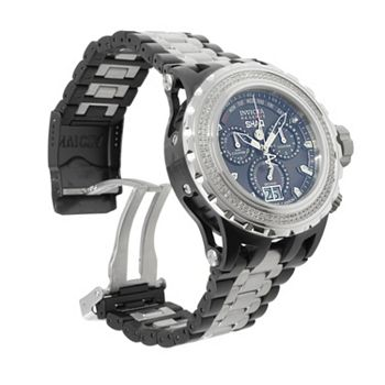 Invicta SHAQ A Mastery of Motivation - 681-541 Invicta Reserve Men's Shaq 52mm Subaqua Specialty Limited Edition Swiss Quartz 1.00ctw Diamond Watch - 681-541