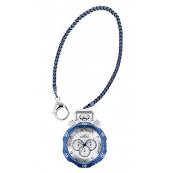 682-143 Invicta Men's 58mm Venom Quartz Chronograph Pocket Watch w Chain - 682-143