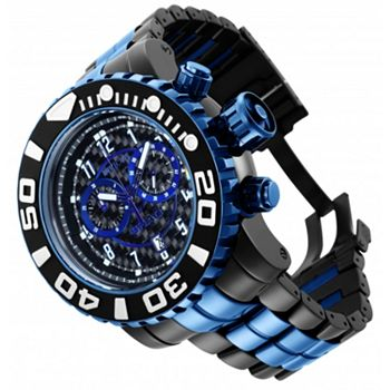 Invicta New Arrivals Encore Last Chance on One-of-a-Kind Offers - 682-713 Invicta Shaq Men's 58mm Sea Hunter Limited Edition Swiss Quartz Chronograph Bracelet Watch - 682-713
