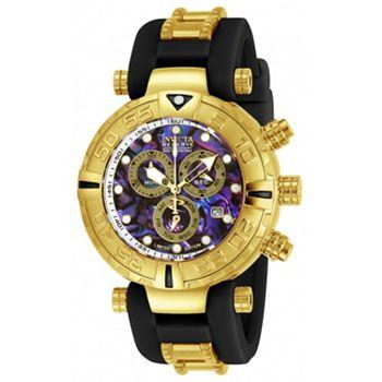 Invicta Subaqua Best Under Pressure - 683-585 Invicta 38mm or 47mm Subaqua Noma I Limited Edition Quartz Chronograph Abalone Watch - 683-585