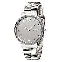 Skagen Women's Freja Quartz Stainless Steel Mesh Bracelet Watch