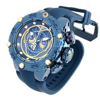 684-780 Invicta Men's 52mm Subaqua Noma VI Blue Label Swiss Quartz Chronograph Strap Watch - 684-780