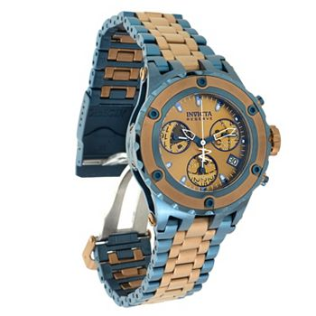 684-807 Invicta Reserve 44mm SAS Swiss Quartz Chronograph Stainless Steel Bracelet Watch - 684-807