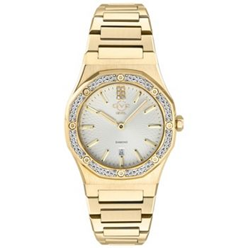 GV2 by Gevril Women's Palmanova Limited Edition Swiss Made Quartz Diamond Accented Watch - 685-983