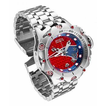 689-511 Invicta Reserve NFL Men's 52mm Venom Fusion Swiss Quartz Chronograph Watch - 689-511