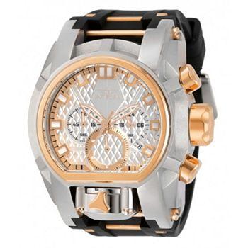 659-631 Invicta 40mm Speedway Quartz Chronograph 1.76ctw Diamond Stainless Steel Bracelet Watch - 692-024