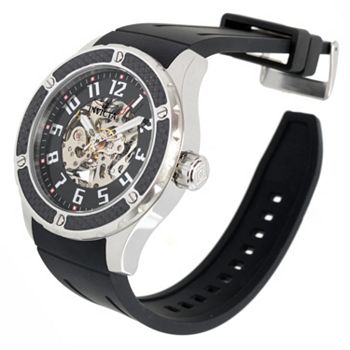 Invicta Collection Starters Under $150 - 692-370 Invicta 48mm Specialty Mechanical Strap Watch w Helmet Case - 692-370