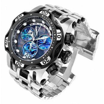 693-106 Invicta Reserve Men's 52mm Chaos Fusion Swiss Quartz Chronograph Bracelet Watch - 693-106