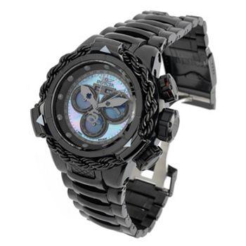 693-115 Invicta Men's 50mm Subaqua Alpha Swiss Quartz Chronograph Mother-of-Pearl Dial Bracelet Watch - 693-115