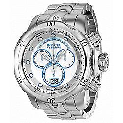 Invicta Reserve Men's 58mm Grand Venom Swiss Quartz Chronograph Bracelet Watch
