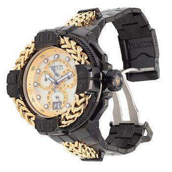 697-399 Invicta Reserve Gladiator Men's 60mm Spartacus Swiss Quartz Chronograph Bracelet Watch - 697-399