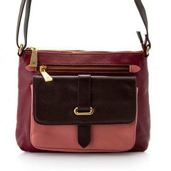 Handbags Over 30% Off Ft. J.W. Hulme & More - 749-652 J.W. Hulme Harper Pebble Grain Leather Crossbody Bag - 749-652