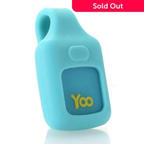 YOO2 Mini Bluetooth Wireless Activity Tracker w/ Clip-on Case - ShopHQ