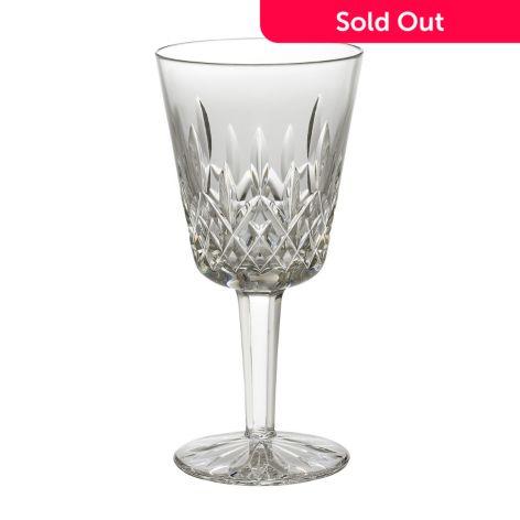 Waterford Crystal Lismore 10 Oz Flared Goblet Shophq