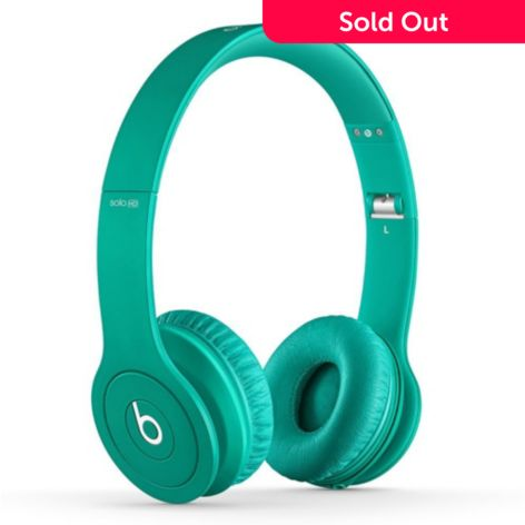 Beats By Dre Solo Wired Headphones Refurbished Shophq