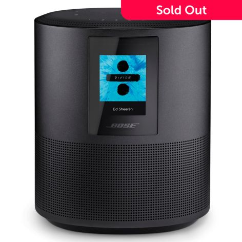 Bose Bluetooth Wi Fi Home Speaker 500 W Amazon Alexa Shophq