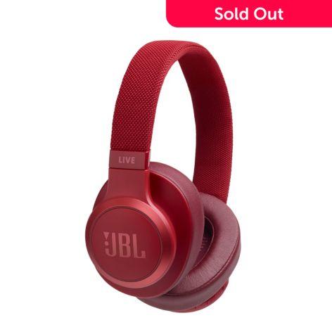 Jbl Live 500 Bluetooth Wireless On Ear Headphones W Voice Assistance Shophq